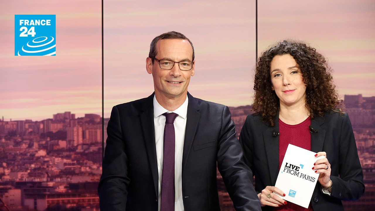 France 24 brings top-quality international news programmes from France to Asian audience via AsiaSat 5
