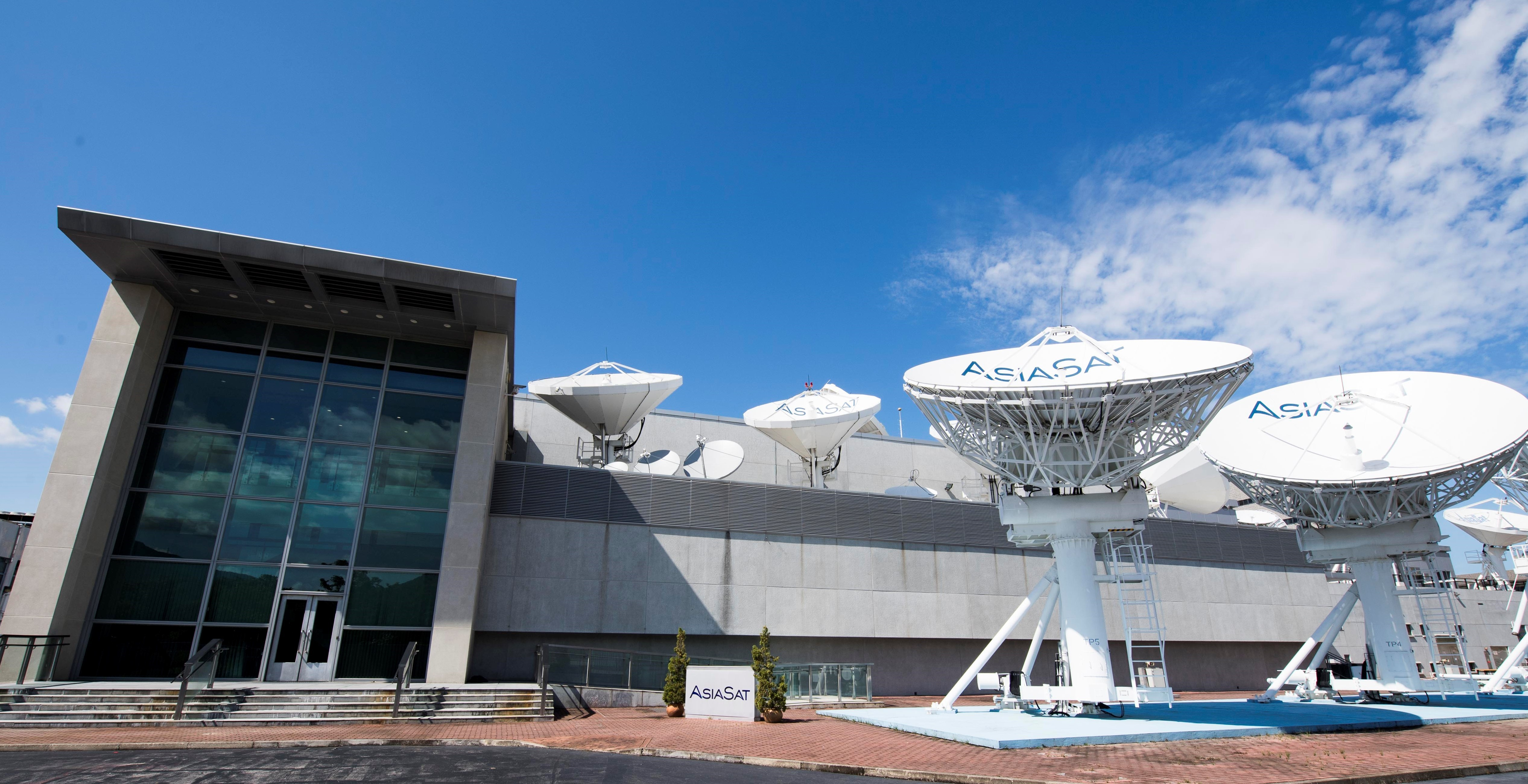 AsiaSat Hosting Services